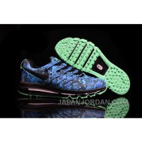 "2018 Nike Fingertrap Max NRG ""Camo"" Turbo Green/Black-Obsidian-Electric Green Top Deals"
