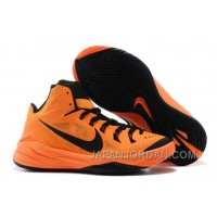 Nike Hyperdunk 2014 Bright Mango/Black For Sale New Release