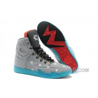 "Nike KD 6 NSW Lifestyle ""Birthday"" Light Grey/Anthracite-White For Sale Authentic"