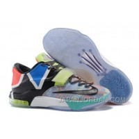 "Nike KD 7 ""What The"" Multi-Color/Horizon-Black For Sale"
