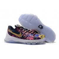 "Nike KD 8 EXT ""Floral"" Multicolor New Release"