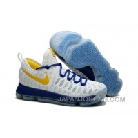 "Nike KD 9 ""Golden State Warriors"" Cheap To Buy"