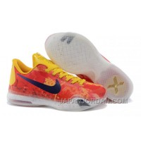 "Kobe 10 ID ""Sgt. Mamba"" Yellow/Multi-Color For Sale Top Deals"