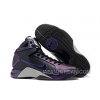 Nike Zoom Kobe 4 (IV) Purple/Black New Release