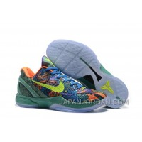 "Nike Zoom Kobe 6 Prelude ""All Star MVP"" Basketball Shoes Cheap To Buy"