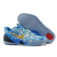 Nike Kobe 9 EM Hyper Cobalt/White-Photo Blue-Action Red For Sale