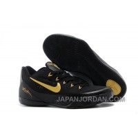 Nike Kobe 9 Low EM Black Gold For Sale Online Cheap To Buy