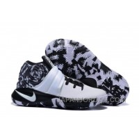 Nike Kyrie 2 Black White Basketball Shoes Cheap To Buy