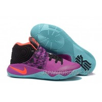 "Nike Kyrie 2 ""Easter"" Purple/Mint-Red-Black Discount"