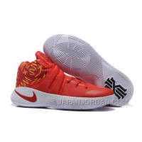 Nike Kyrie 2 Red White Basketball Shoes Cheap To Buy