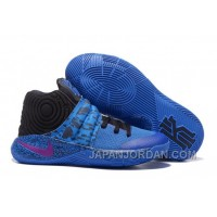Nike Kyrie 2 Royal Blue/Purple-Black Free Shipping