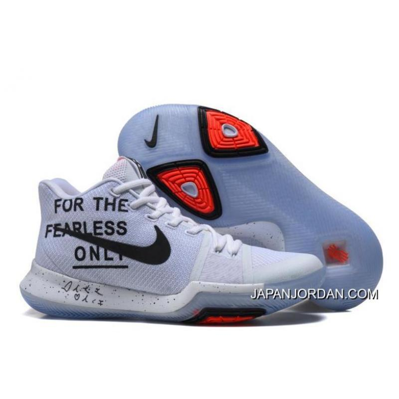 "meet bb37c 95e5f For Sale Nike Kyrie 3 ""For The Fearless Only"", Price ..."