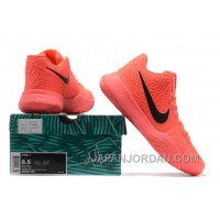 Nike Kyrie 3 Mens BasketBall Shoes All Orange Super Deals EKpfm6