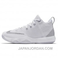 Nike Lebron Ambassador 9 White Top Deals