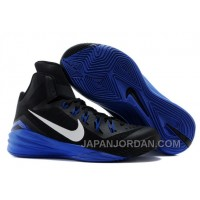 Nike Lunar Hyperdunk 2014 Black/Royal Blue-White For Sale New Release