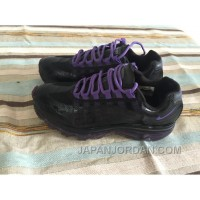 Nike Shox Black Purple Women Shoes Us Size 7 Top Deals