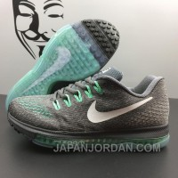 Nike Zoom All Out Flynit Green Lastest