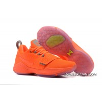 Nike Zoom PG 1 All Orange Lastest
