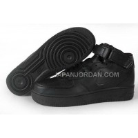 Nike Air Force 1 High Mens All Black 割引販売