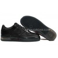 Nike Air Force 1 Low Mens All Black 割引販売