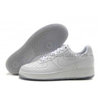Nike Air Force 1 Low Mens All White 割引販売