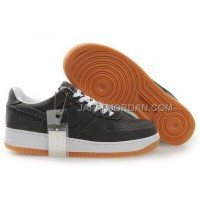 Nike Air Force 1 Low Mens Charcoal Gray 送料無料