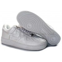 Nike Air Force 1 Low Mens Luster White 送料無料