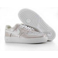 Nike Air Force 1 Low Mens Silver White 送料無料