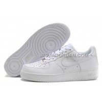 Nike Air Force 1 Low Womens All White 送料無料