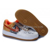 Nike Air Force 1 Low Womens Black Orange ホット販売