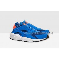 本物の Nike Air Huarache Mens Gym Blue