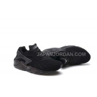 Nike Air Huarache Womens Triple Black 新着