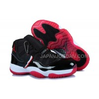 割引販売 Nike Air Jordan 11 Womens 2014 Black White Red Shoes