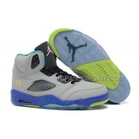格安特別 Nike Air Jordan 5 Womens Cool Grey Court Purple Pink Shoes