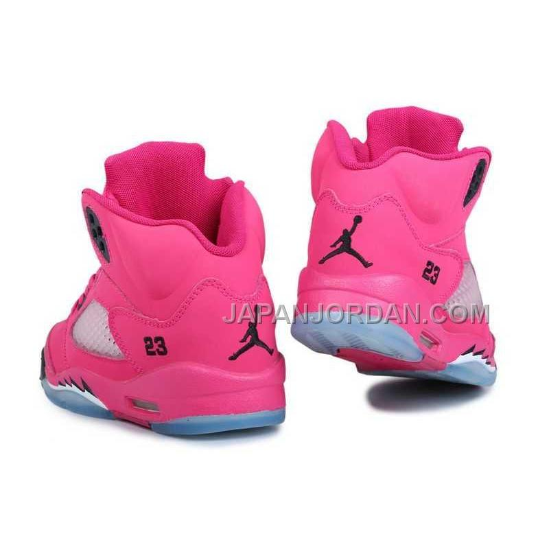 nike air jordan 5 womens pink black shoes price. Black Bedroom Furniture Sets. Home Design Ideas