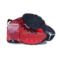 割引販売 Nike Air Jordan 9 Mens All Red Shoes