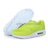 Nike Air Max 1 87 Mens Green 送料無料
