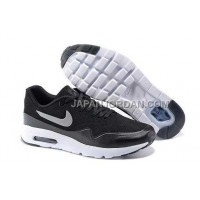 Nike Air Max 1 Ultra Moire Mens White Black オンライン