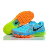 Nike Air Max 2014 Mens Sky Blue Green 送料無料