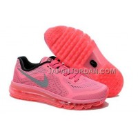 Nike Air Max 2014 Womens Baby Pink Silver 新着