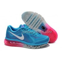 Nike Air Max 2014 Womens Sky Blue Pink White 新着