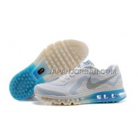 Nike Air Max 2014 Womens White Sky Blue 新着