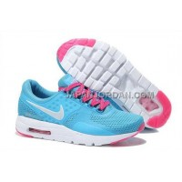 Nike Air Max 87 Womens II Blue Pink 新着