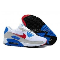 格安特別 Nike Air Max 90 EM Womens White Blue