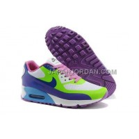 Nike Air Max 90 Hyp Prm White FLuorescent Green 新着