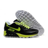 Nike Air Max 90 Hyperfuse Prm Mens Black Green 新着
