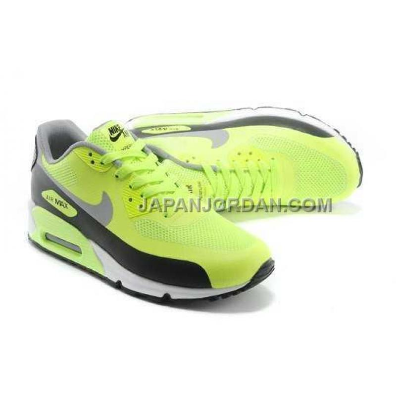timeless design 16089 800f6 nike air max 90 grey white red. air max green hyper fuse prm