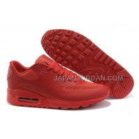 Nike Air Max 90 Hyperfuse Womens Red 送料無料