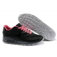 Nike Air Max 90 Hyperfuse Womens Rose Black 送料無料