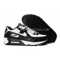 Nike Air Max 90 Men Black White オンライン